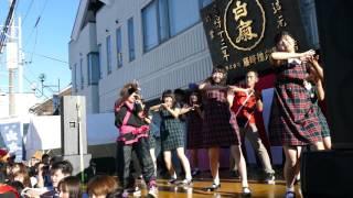 2015年11月15日 寄居町ふるさと祭典市にて。 手裏剣戦隊ニンニンジャー...