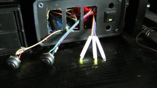 Arduino - электропривод жалюзи с програмным управлением