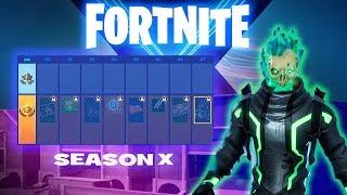 Season 10 Battle Pass Review | Fortnite