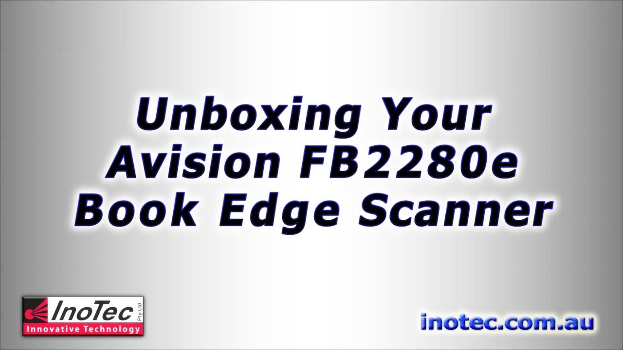 AVISION FB2280E WINDOWS 8.1 DRIVER