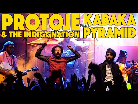Protoje feat. Kabaka Pyramid - The Flame in Kingston, Jamaica @ Hope Gardens [Feb. 20th 2016]
