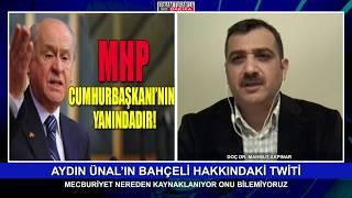 ERDOĞAN -BAHÇELİ İTTİFAKI'NIN ARKA PLANI  12.01.2018