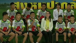 Thailand Cave Rescue Boys Go Home Ten 18 July 2018