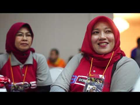 Perform Seni Reuni Akbar 30th Doersoet 87 SMP 5 Jakarta