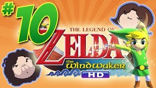 Wind Waker HD: Special Delivery - PART 10 - Game Grumps