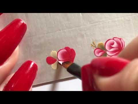 SIMPLES E FÁCIL Carga dupla passo a passo /Nails Stickers