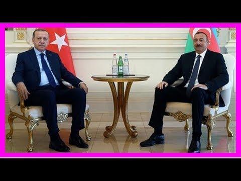 erdoğan : Erdoğan: linking energy lines reflects strong ties between turkey, azerbaijan