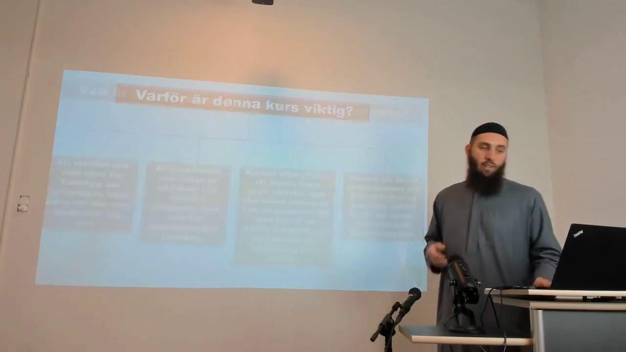 Jämförelse mellan Islam och Kristendomen | del 1/3 | Shaykh Abdullah as-Sueidi