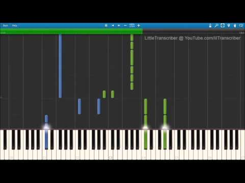 Maroon 5 - Sugar (Piano Cover) by LittleTranscriber