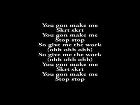 Tory Lanez - Skrt Skrt (Lyrics)