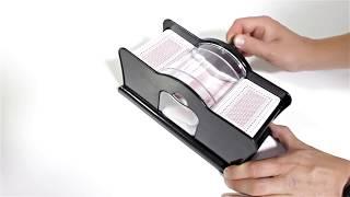 Produktvideo zu Praktischer Kartenmischer Easy