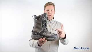Korkers IceJack BOA Winter Boot - Gun Metal thumbnail