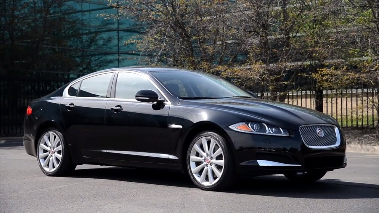 2014 Jaguar XF V6 Supercharged AWD   WR TV Walkaround