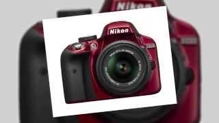 Nikon D3300 24.2 MP Entry Level DSLR Camera