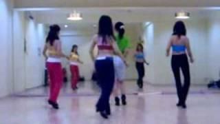 Line Dance - Cha Cha Conchita - ( Dance & Walk Through ) - Feb 09