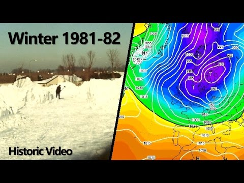 Historic Weather - December 1981-January 1982