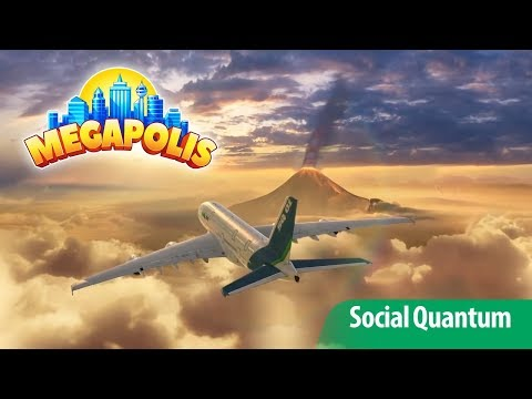 Megapolis game trailer EN