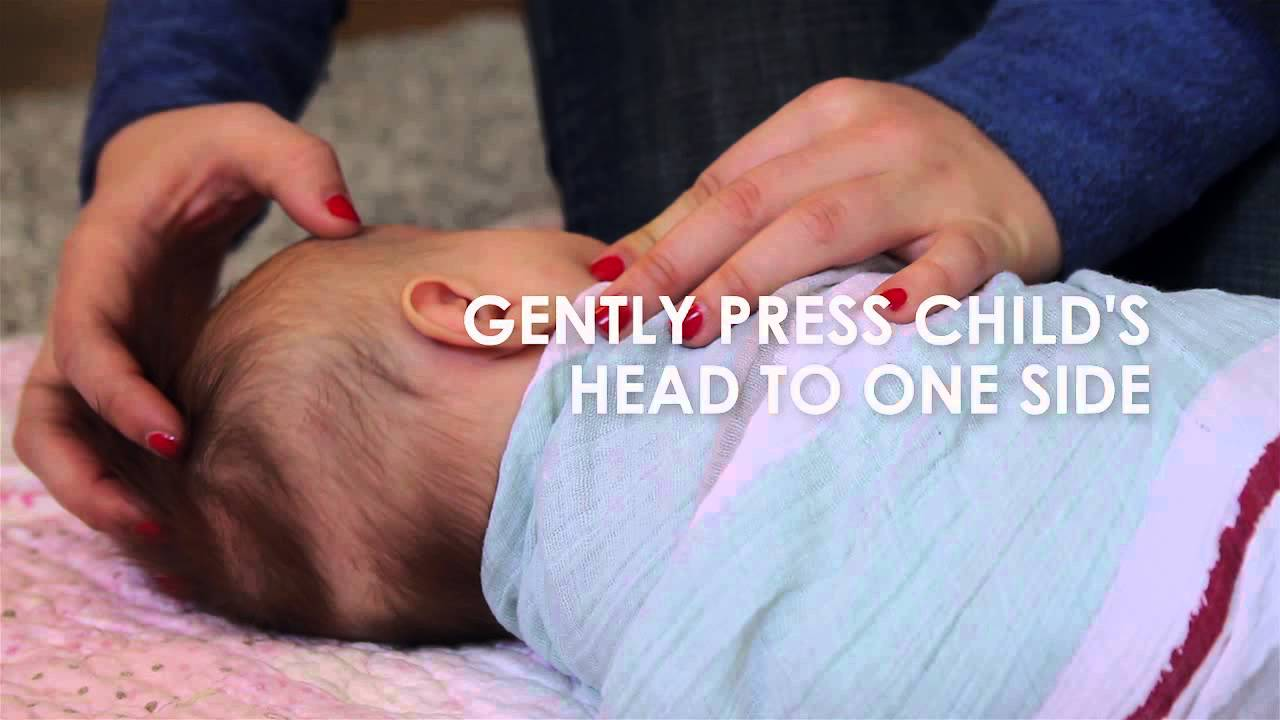 How to Conduct an Ear Exam on a Baby