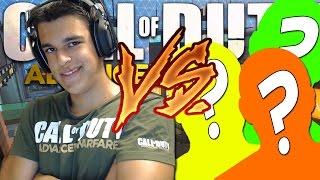 Alpha CONTRA el Mundo!! - Call of Duty: Advanced Warfare