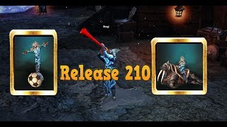DRAKENSANG ONLINE - RELEASE 210 - NEW MOUNT´S | NEW EVENT | NEW COSTUMES