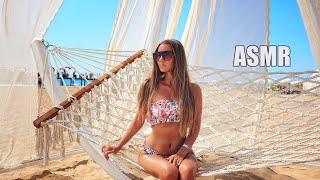 АСМР Влог из ТУРЦИИ Шепот Наш ОТЕЛЬ VONRESORT Golden Coast ASMR Vlog Turkey 2020 Whisper