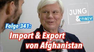Wolfgang Plasa über Afghanistans Handelspolitik - Jung & Naiv: Folge 341
