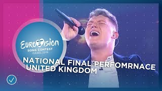 Michael Rice - Bigger Than Us - United Kingdom 🇬🇧 - Official Video - Eurovision 2019