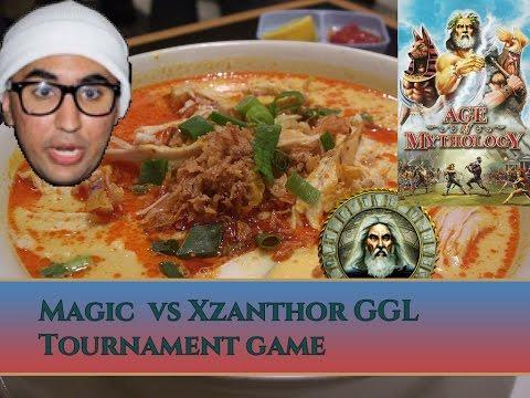 Vagabond_Magic(Oranos) VS MfG_Xzanthor(Ra) GGL Tournament Experts