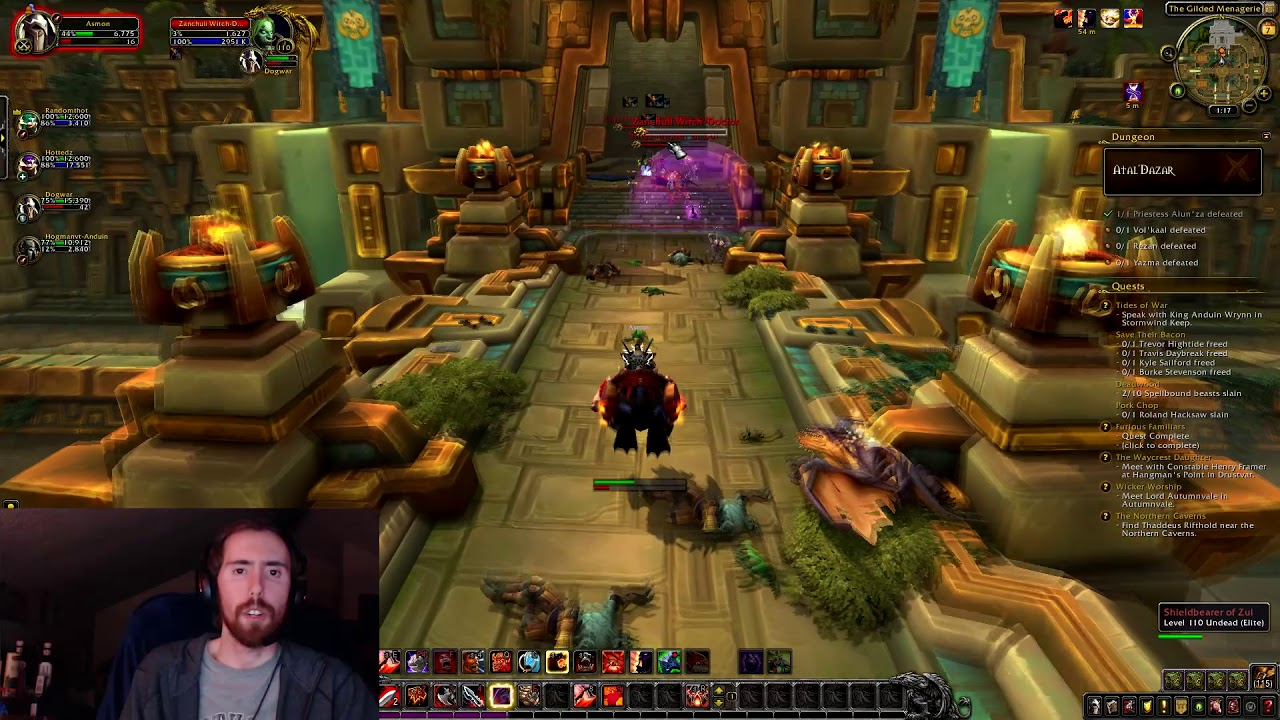 Blizzard Knows Best: Forced Personal Loot in BFA, Even for Guilds