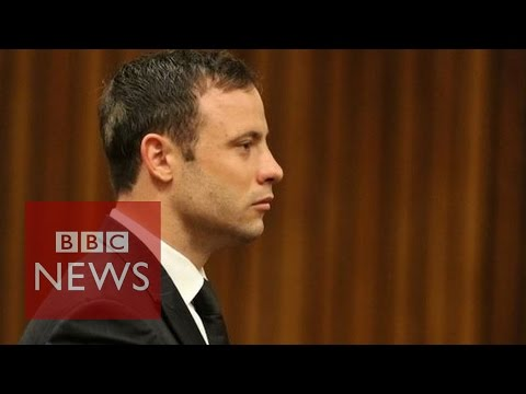Oscar Pistorius sentenced to 5 years in jail - BBC News