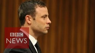 Oscar Pistorius sentenced to 5 years in jail - BBC News
