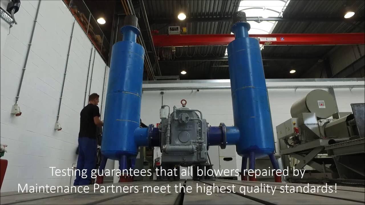 Onderhoud en Reparatie van Blowers