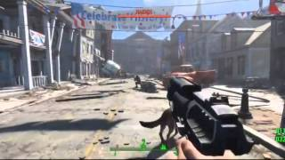 Fallout 4 Gameplay for Xbox One at E3 2015 Microsoft Keynote