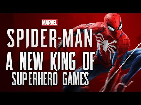 A New King of Superhero Games | Marvel's Spider-Man PS4 (Review)