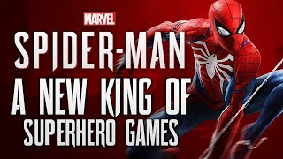 A New King of Superhero Games | Marvel