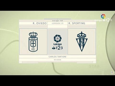Partido de la Jornada: Real Oviedo vs Sporting de Gijón