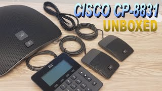 Cisco CP-8831 UNBOXED! (4K)