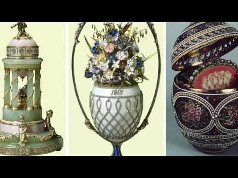 Faberge eggs for sale.The Story of Karl Fabergé & the Russian Imperial Family