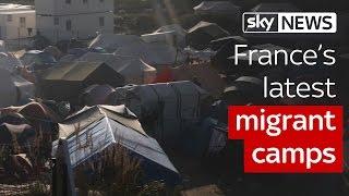 Frances new refugee camps