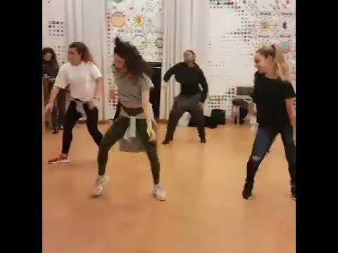 Crazy Cousinz Ft. Yxng Bane, Mr Eazi and Lily Mckenzie - No Way Choreography Shirin Sundberg