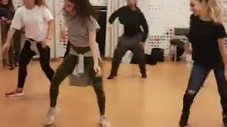 Crazy Cousinz Ft. Yxng Bane, Mr Eazi and Lily Mckenzie - No Way Choreography Shirin Sundbe ...