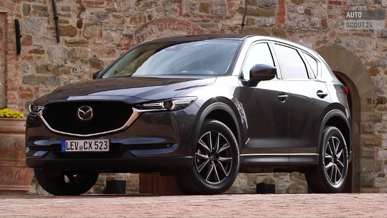 Mazda Cx 5 2017 Im Test Autoscout24 Youtube