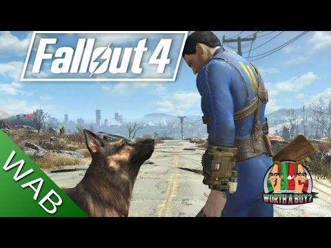Fallout 4 Review - Worth a Buy?