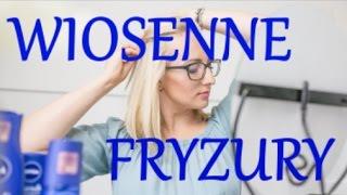Moje wiosenne fryzury. Zostań testerką NIVEA! | Ugotowani.tv | HD