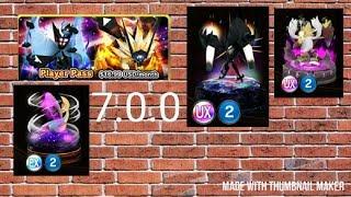 7.0.0!! PLAYER PASS!! NEW UPDATE IN POKEMON DUEL!!