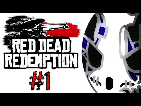Red Dead Redemption   Let's Play Ep.1   Finally, It's Time! [Wretch Plays]