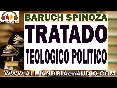 Tratado teológico político - Baruch Spinoza |ALEJANDRIAenAUDIO