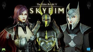 Download Another Skyrim Mod Review Armors By Lagrie MP3, MKV