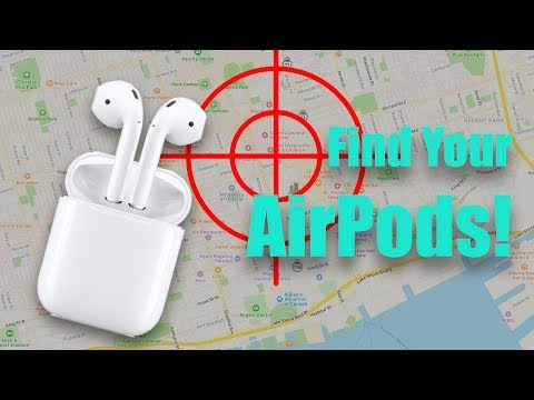 find-your-airpods!