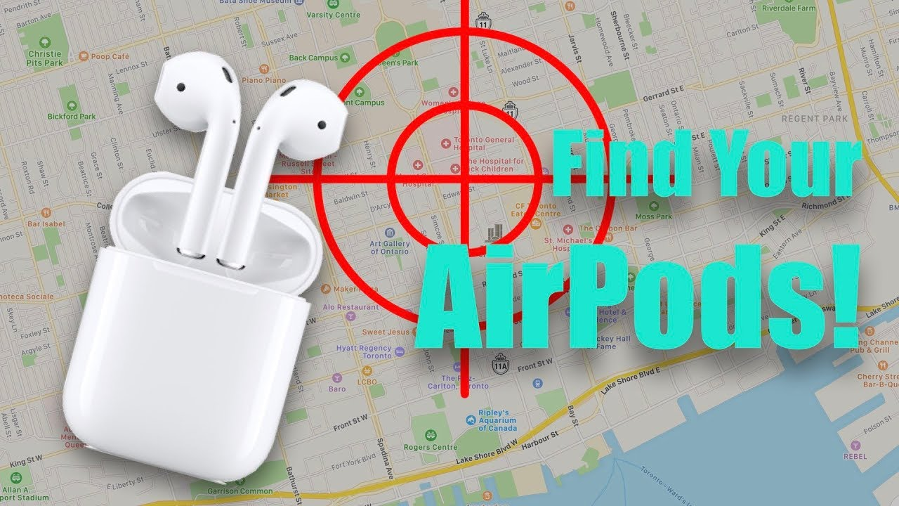 sneakers for cheap 844a1 b4970 Find Your AirPods!